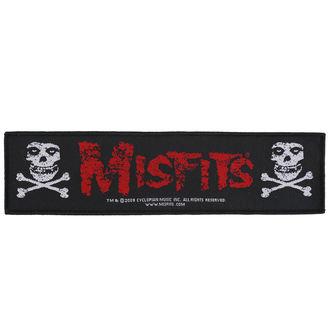 Zakrpa Misfits - Crossbones - RAZAMATAZ, RAZAMATAZ, Misfits