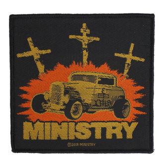 Zakrpa Ministry - Jesus Built My Hotrod - RAZAMATAZ, RAZAMATAZ, Ministry