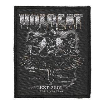 Zakrpa VOLBEAT - OUTLAW RAVEN - RAZAMATAZ, RAZAMATAZ, Volbeat