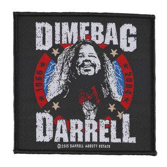 Zakrpa DIMEBAG DARRELL - 1968-2004 - RAZAMATAZ, RAZAMATAZ, Dimebag Darrell