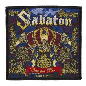 Zakrpa SABATON - CAROLUS REX - RAZAMATAZ, RAZAMATAZ, Sabaton