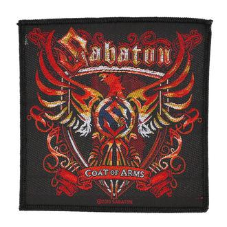 Zakrpa SABATON - COAT OF ARMS - RAZAMATAZ, RAZAMATAZ, Sabaton
