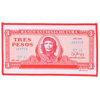 Zakrpa CHE GUEVARA - TRES PESOS - RAZAMATAZ, RAZAMATAZ, Che Guevara