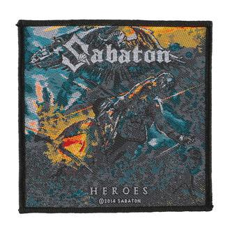 Zakrpa SABATON - HEROES / SOLDIER - RAZAMATAZ, RAZAMATAZ, Sabaton