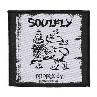 Zakrpa SOULFLY - PROPHECY - RAZAMATAZ, RAZAMATAZ, Soulfly