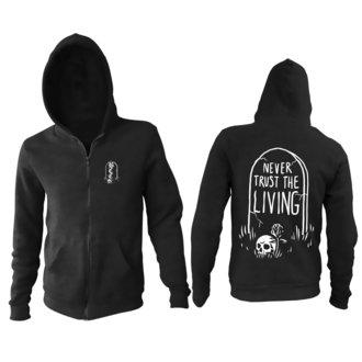 Muška majica s kapuljačom - Never Trust The Living - BLACK CRAFT, BLACK CRAFT
