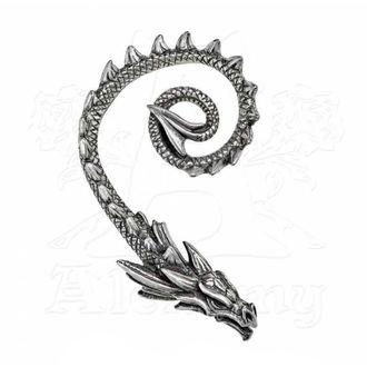 Naušnica ALCHEMY GOTHIC - Ostrogoth Dragon, ALCHEMY GOTHIC