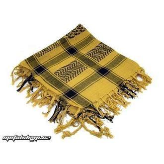 Šal Arafat - palestina - tamna jantar 1