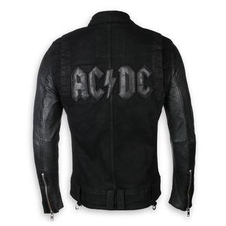 bunda pánská AC/DC - YOUNG - Black, NNM, AC-DC
