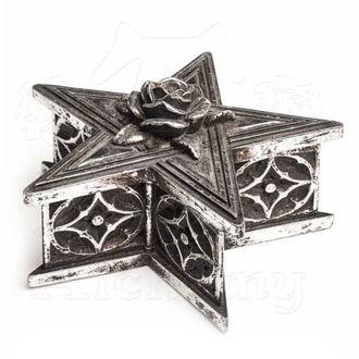 Kutija (ukras) ALCHEMY GOTHIC - Pentagram, ALCHEMY GOTHIC