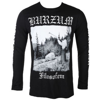 Muška metal majica Burzum - FILOSOFEM 2018 - PLASTIC HEAD, PLASTIC HEAD, Burzum