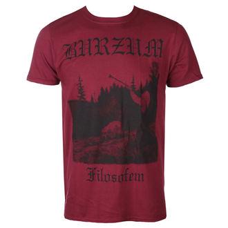 Muška metal majica Burzum - FILOSOFEM 3 (KESTEN) - PLASTIC HEAD, PLASTIC HEAD, Burzum