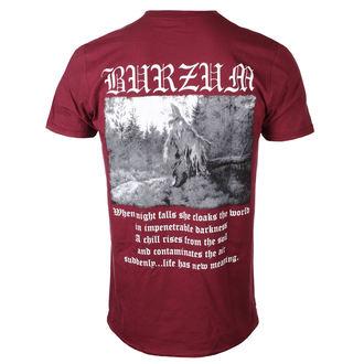 Muška metal majica Burzum - FILOSOFEM 2018 (KESTEN) - PLASTIC HEAD, PLASTIC HEAD, Burzum