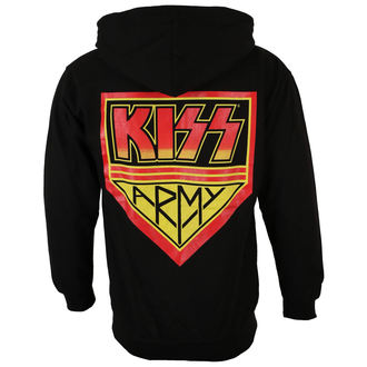 Majica s kapuljačom muška Kiss - ARMY - PLASTIC HEAD, PLASTIC HEAD, Kiss