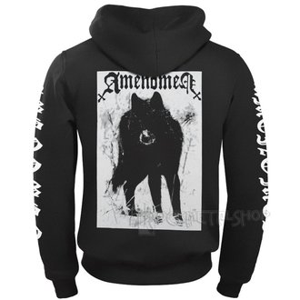 Muška majica s kapuljačom - SNOW WOLF - AMENOMEN, AMENOMEN