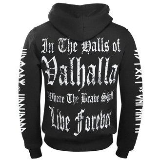 Muška majica s kapuljačom - BURNING DOGMAS - VICTORY OR VALHALLA, VICTORY OR VALHALLA