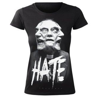 Ženska hardcore majica - HATE - AMENOMEN, AMENOMEN
