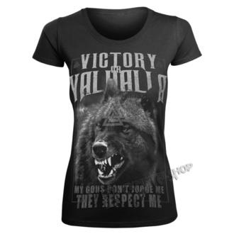 Ženska majica - MOJ Bogovi ... - VICTORY OR VALHALLA, VICTORY OR VALHALLA