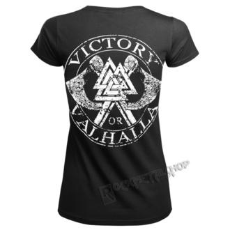 Ženska majica - ODIN - VICTORY OR VALHALLA, VICTORY OR VALHALLA