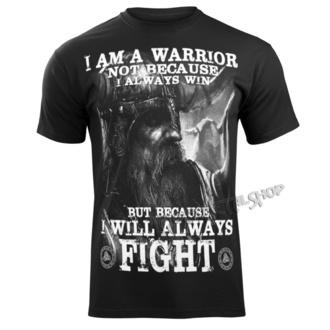 Muška majica - I AM A WARRIOR - VICTORY OR VALHALLA, VICTORY OR VALHALLA