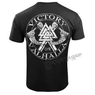 Muška majica - VIKING SKULL - VICTORY OR VALHALLA, VICTORY OR VALHALLA