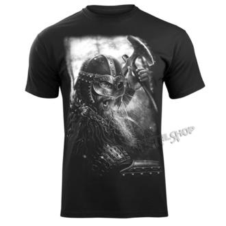 Muška majica - VIKING WARRIOR - VICTORY OR VALHALLA, VICTORY OR VALHALLA