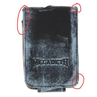 spis za MP3 igrač Megadeth - BIOWORLD - OŠTEĆENO, BIOWORLD, Megadeth