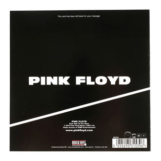 Čestitka Pink Floyd - ROCK OFF, ROCK OFF, Pink Floyd