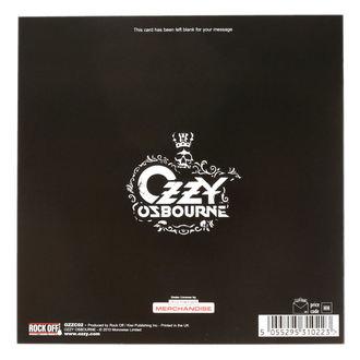 Čestitka Ozzy Osbourne - ROCK OFF, ROCK OFF, Ozzy Osbourne