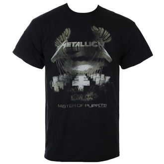 Majica metal muška Metallica - Master Of Puppets -, Metallica