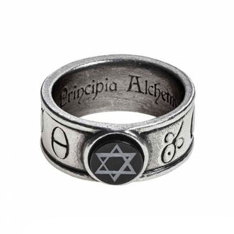 Prsten ALCHEMY GOTHIC - Principia Alchemystica, ALCHEMY GOTHIC