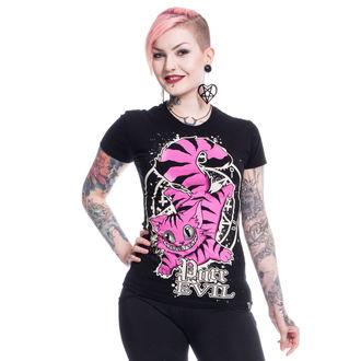 Majica ženska - PURR EVIL - CUPCAKE CULT, CUPCAKE CULT