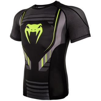 Muška termo majica Venum - Technical 2.0 Rashguard - Crna / Žuta, VENUM