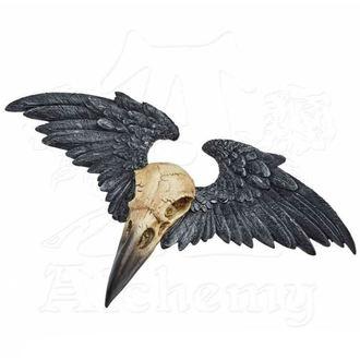 Ukras ALCHEMY GOTHIC - Ravenger Wall Plaque, ALCHEMY GOTHIC