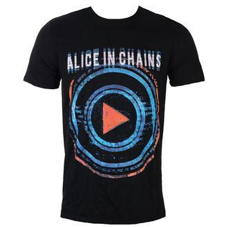 Muška metal majica Alice In Chains - Played - ROCK OFF, ROCK OFF, Alice In Chains