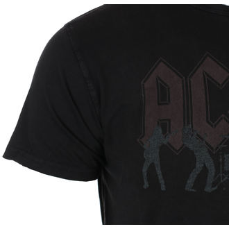 Muška metal majica AC-DC - Vintage Silhouettes - ROCK OFF, ROCK OFF, AC-DC