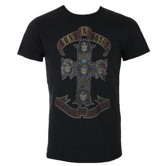 Muška metal majica Guns N' Roses - Appetite Cross Vintage - ROCK OFF, ROCK OFF, Guns N' Roses
