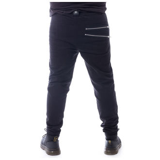 Muške hlače (pantole) VIXXSIN - RELM - CRNE, VIXXSIN