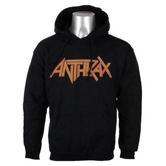 Majica s kapuljačom muška Anthrax - Evil Twin - ROCK OFF, ROCK OFF, Anthrax