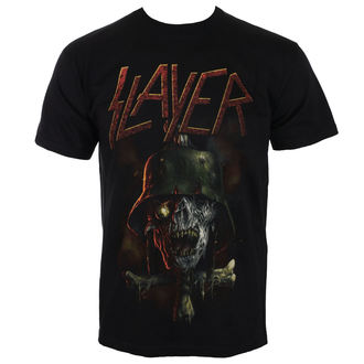 Muška metal majica Slayer - SOLDIER CROSS 2014 DATEBACK - ROCK OFF, ROCK OFF, Slayer
