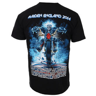 Muška metal majica Iron Maiden - Tour Trooper - ROCK OFF, ROCK OFF, Iron Maiden