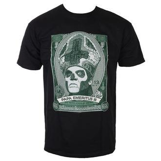 Muška metal majica Ghost - Papa Cash - ROCK OFF, ROCK OFF, Ghost