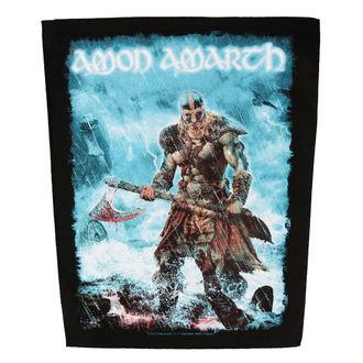 Velika zakrpa AMON AMARTH - JOMSVIKING - RAZAMATAZ, RAZAMATAZ, Amon Amarth
