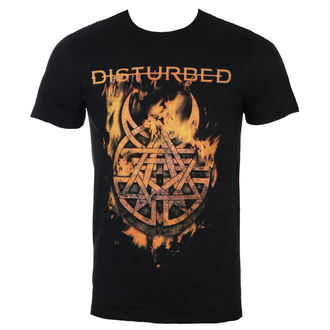 Muška metal majica Disturbed - Burning Belief - ROCK OFF, ROCK OFF, Disturbed