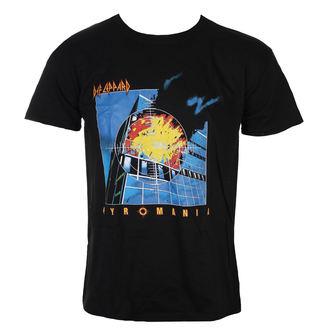 Muška metal majica Def Leppard - Pyromania - ROCK OFF, ROCK OFF, Def Leppard