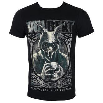 Muška metal majica Volbeat - Goat With Skull - ROCK OFF, ROCK OFF, Volbeat