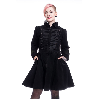 Ženski kaput POIZEN INDUSTRIES - ROZALINA - BLACK
