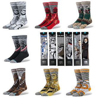 Čarape (Set 13 para) STAR WARS - COLLECTION - STANCE, STANCE