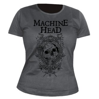 Ženska metal majica Machine Head - NUCLEAR BLAST - NUCLEAR BLAST, NUCLEAR BLAST, Machine Head