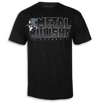 Muška ulična majica - JAIL BREAK BLK - METAL MULISHA, METAL MULISHA